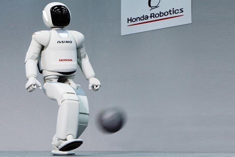 روبات آسیمو هوندا و تواناییهای جدیدش